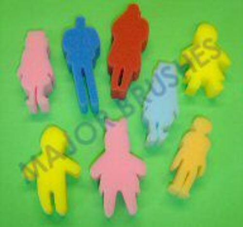 People Shapes Set Of 8