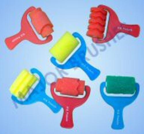 Assorted Foam Rollers Set Of 6