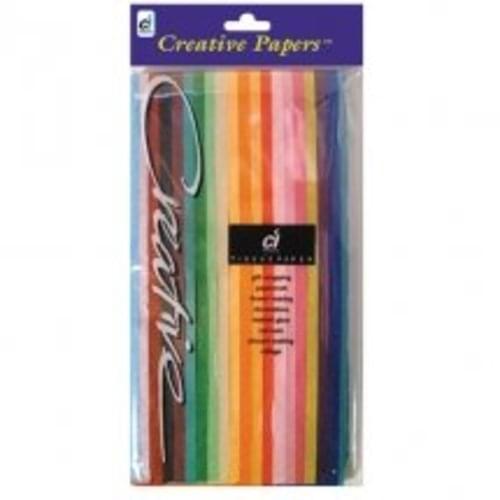 Art Tissue assort 20 sht Assrt Rainbow