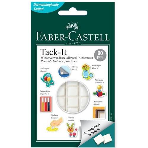 Tack-it adhesive 50g, White