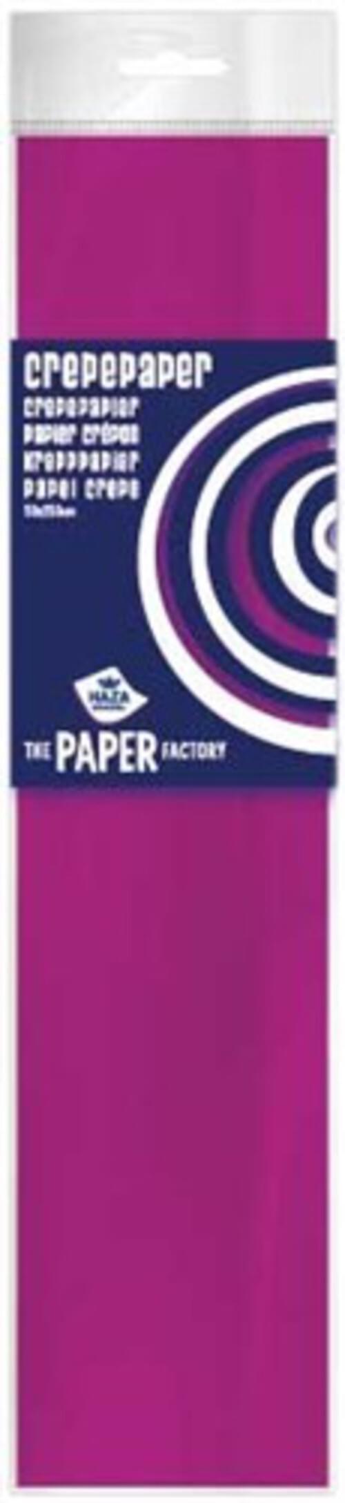 Crepe Paper Hot Pink 10pk