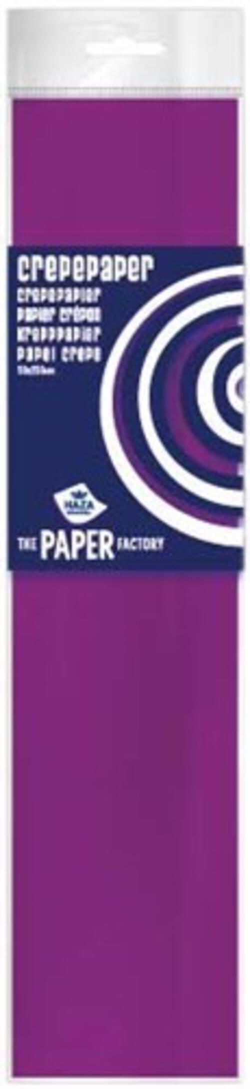 Crepe Paper Cyclamen  10pk