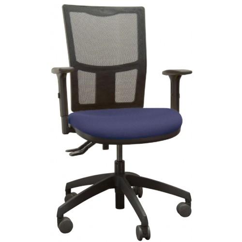 High Back Operator Mesh Back Chair