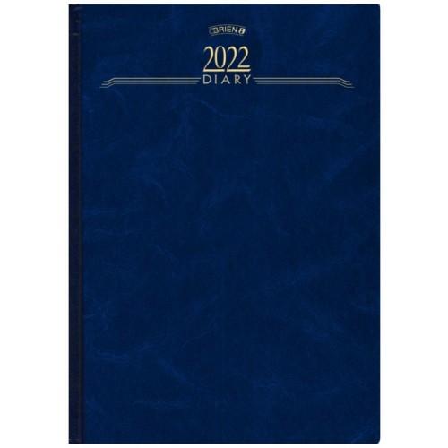 A4 2 DAY PER PAGE  DESK DIARY 2022