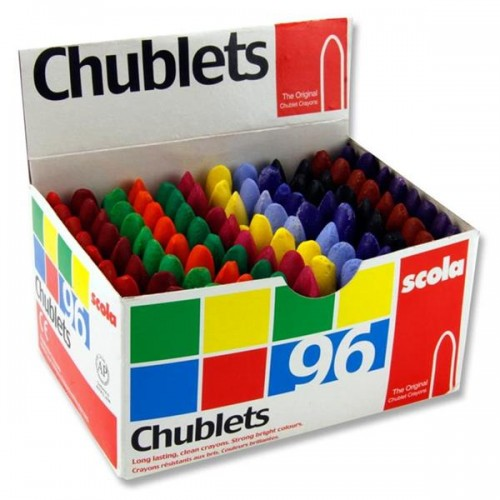Scola Chublet Crayons (96)