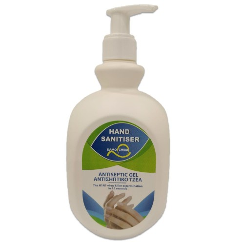 DAILYS  500ML SANITIZING HAND  GEL