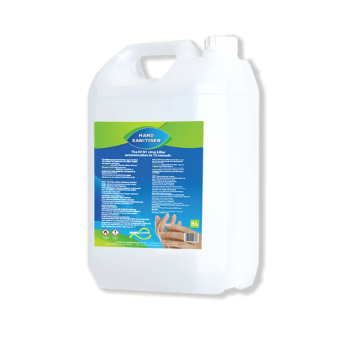 DAILYS  5Ltr SANITIZING HAND  GEL
