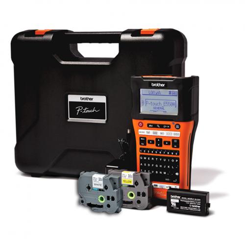 PTE550WVP Label Machine