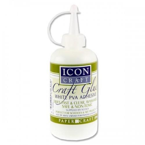 Icon Craft Pva Craft Glue - 180ml