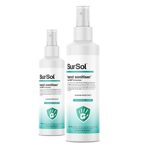 SURSOL HAND SANITISER 250ML