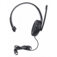 MONO USB HEADSET SINGLE-SIDED OVER-EAR DESIGN WIRED USB-A