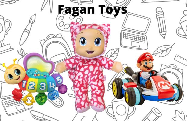 Link to Fagan toys website