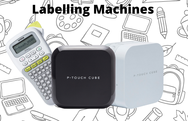 Back to school labelling machines