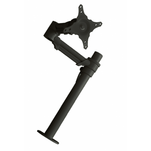 ABL Single Monitor Arm - Black