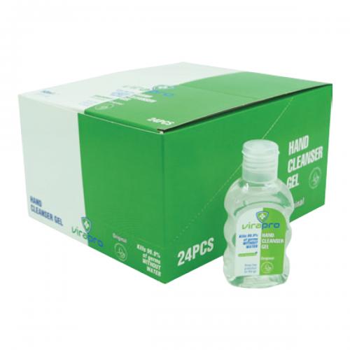 Vira Pro Hand Sanitiser 50ml Pk24