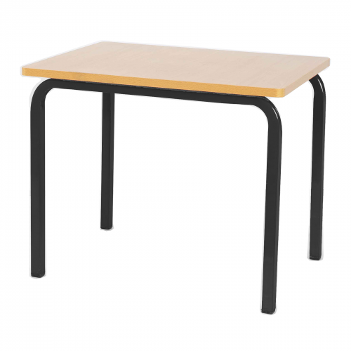 Single Student Table 600x600x600H