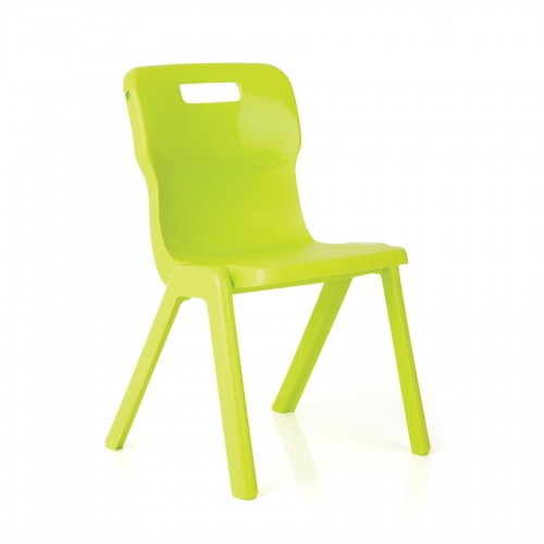 Titan All Plastic Chair 260mm - Mix Colour