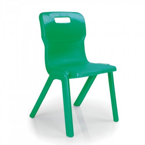 Titan All Plastic 430mm - Green