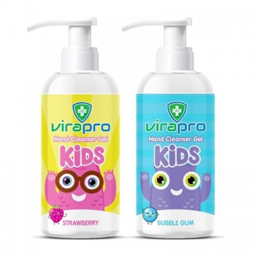 Virapro Kids Hand Cleanser Gel 500ml