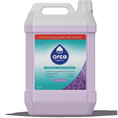 5 Litre Refill Bottle  Lavender Bliss