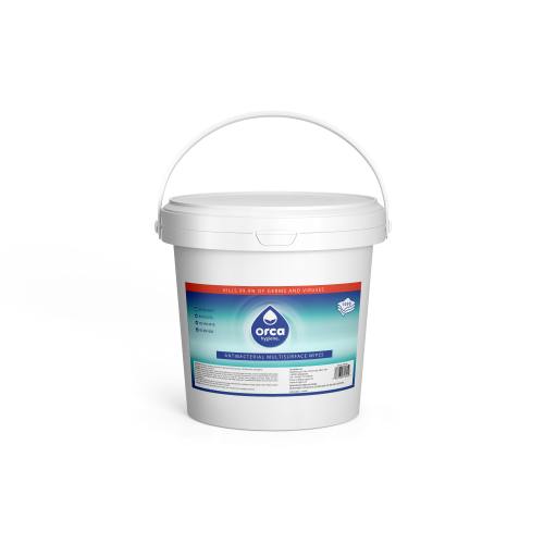 Alcohol Disinfectant  Antiviral Wipes - 1000 wipes