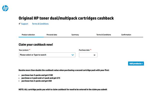 HP Toner Offer
