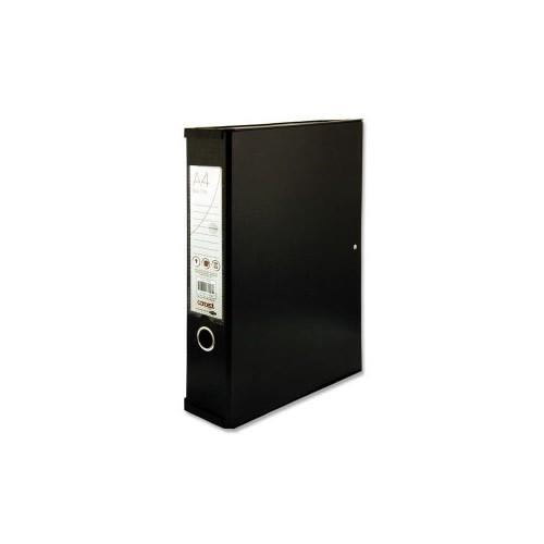 CONCEPT A4 PP BOXFILE  BLACK