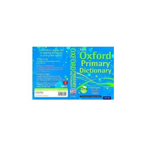 EDCO OXFORD PRIMARY DICTIONARY