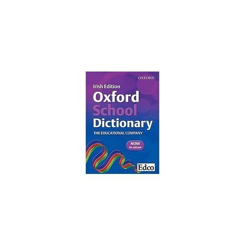 EDCO OXFORD SCHOOL DICTIONARY