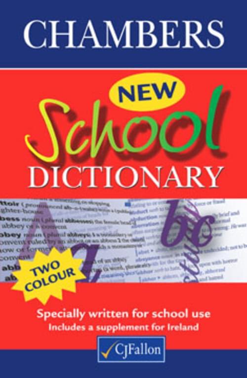 Chambers New School Dictionary