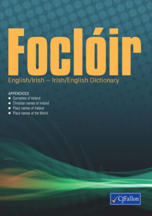 Focloir - Eagran Nua [CJ Fallon]