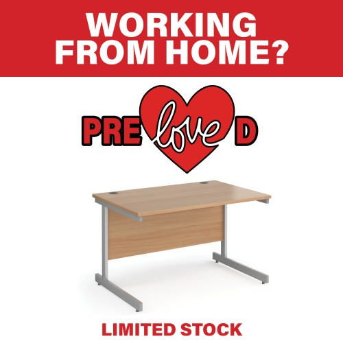 Second Hand -1400x800 Desk  - Perfect Condition