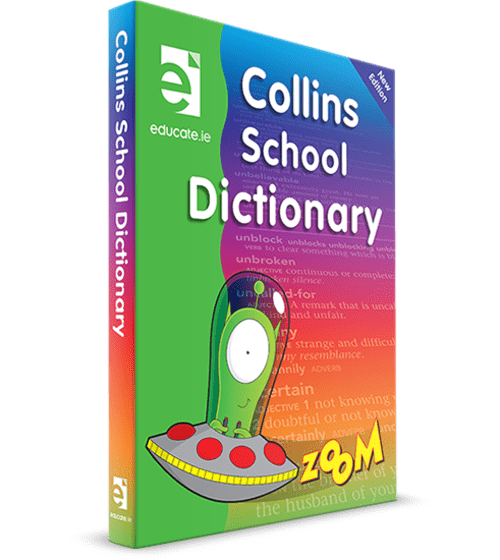 SCHOOL DICTIONARY  -  All Levels