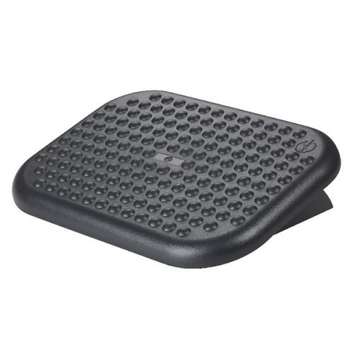 Q-Connect Economy Foot Rest Black KF17981F