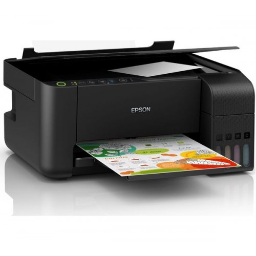 Epson EcoTank ET-2710 Print/Scan/Copy Wi-Fi, Cartridge Free Ink Tank Printer by Epson