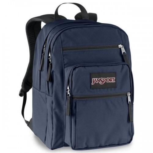 Jansport School Bag Big Student Navy