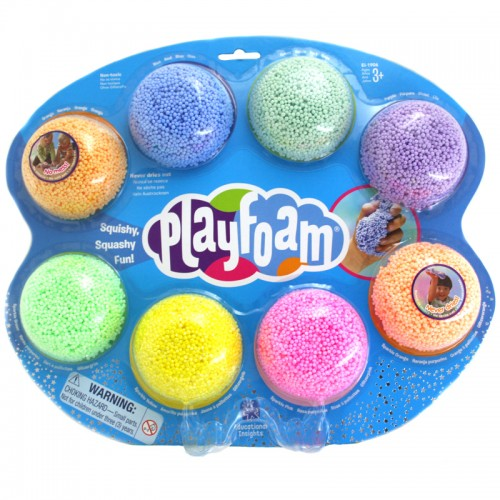 PLAY FOAM combo 8-pack