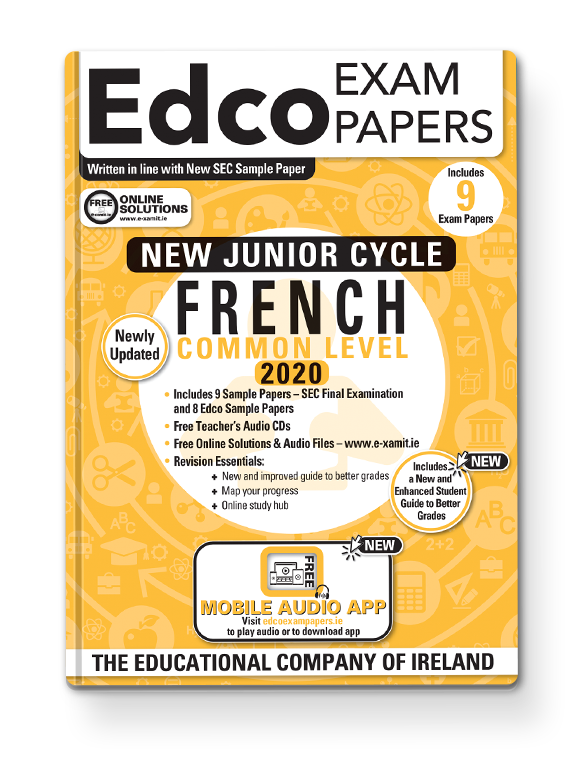 EXAM PAPERS - Junior Cert