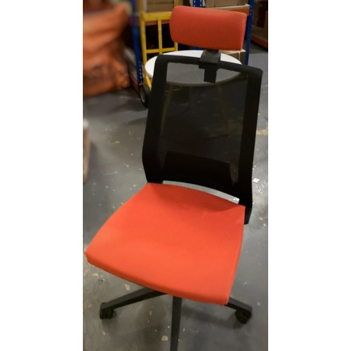 Clearance Sale - Mesh High Back Chair with Headrest