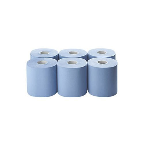 Blue Centre Feed Roll