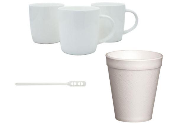 Cups & Glasses
