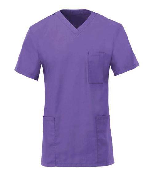 Scrub Tunic Purple - D397PU-L