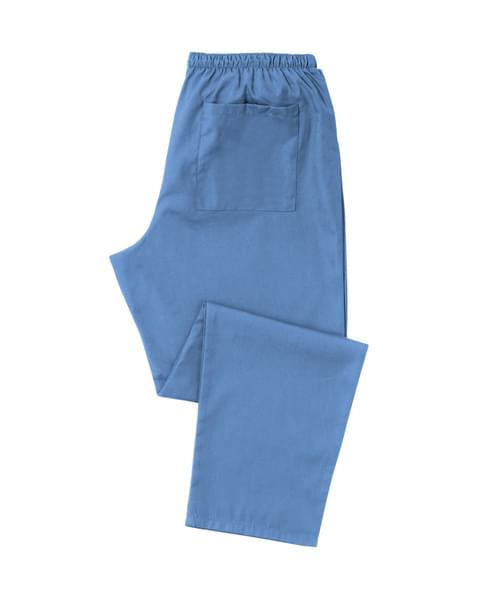 Scrub Trousers Full Elastic Metro - D398ME-XLR
