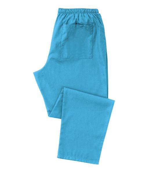 Scrub Trousers Peacock - D398PK-XLR