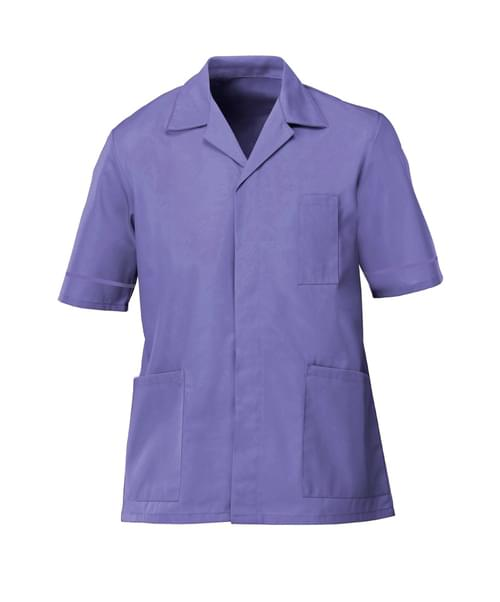 Men's S/S Tunic Purple/Purple - G103PP-88