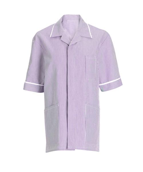 Men's Tunic Lilac/White/Stripe/ - NM173M6-112