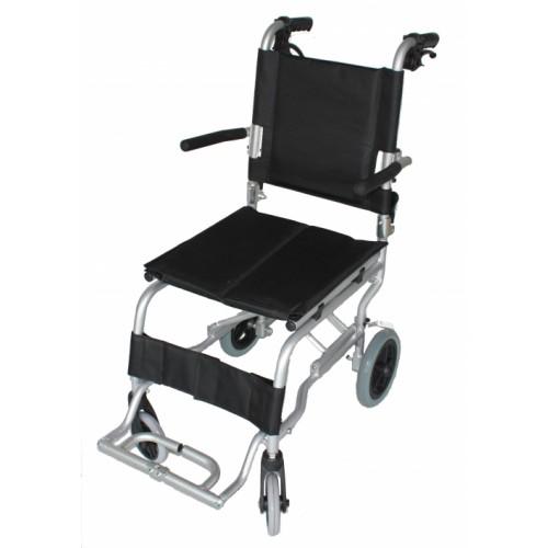 Traveller Wheelchair - Attendant Hand Brakes