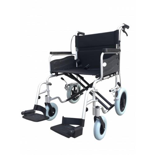 Alu Wide Transit Wheelchair