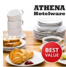 Athena Hotelware Crockery