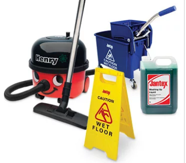 Cleaning, Hygiene & Facilities